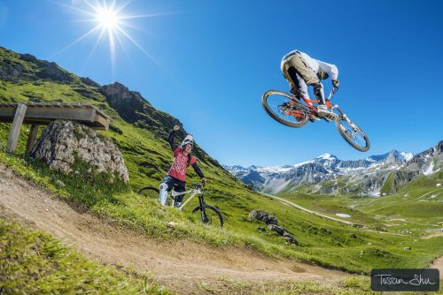 Tigne Bike Park BikeSolutions