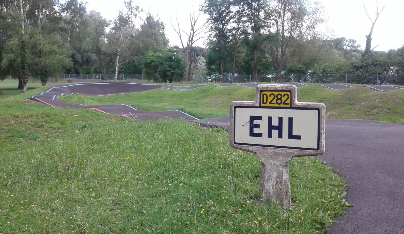 pump track EHL bike vtt bmx skate trottinette